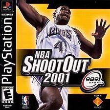 Sony Playstation 1 Basketball Video Games Ebay