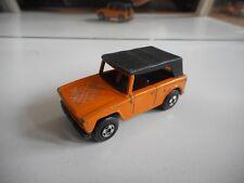 Matchbox Superfast Field Car in Orange