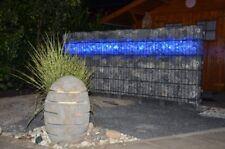 Led Gabionenbeleuchtung für Steinmauer Gabione 1m RGB IP65 Zaun Garten #135
