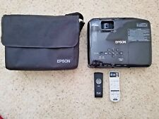 EPSON LCD PROJECTOR POWER LITE S18+ H552A PLUS A GIFT WIRELESS PRESENTER