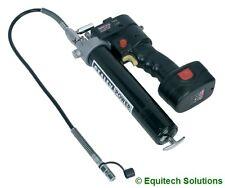 Sealey Tools CPG18V Cordless Grease Greasing Gun 18V Manual or Bulk Fill Ni-MH