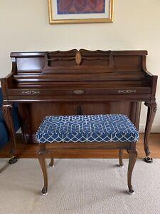 upright piano used
