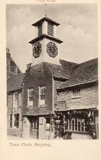 Steyning Town Clock unused old pc