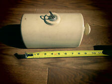 """English Stoneware (Pig snout) Foot Warmer Bed Warmer  Screw Top;"""" AIP."""""""