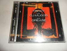 Cd   Tricky With  DJ Muggs And  Grease  ‎– Juxtapose