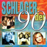 Schlager der 90er (BMG/AE) Brunner & Brunner, Nicole, Kristina Bach, Ch.. [2 CD]