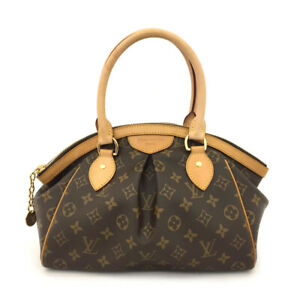 100% Authentic Louis Vuitton Monogram Tivoli PM Hand Bag /60786