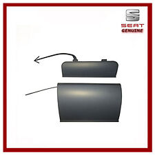 Genuine Seat Leon K1 Pair of Offside Side Skirt Jacking Point Covers. New
