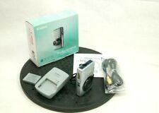 Canon PowerShot - SD1300 IS 12.1 MP Silver Digital Camera