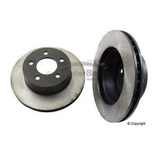 One New OPparts Disc Brake Rotor Front 40520017 for GMC /& more