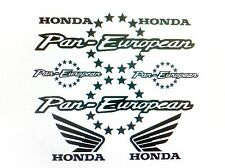 Honda ST 1100 Decal Set of 8 Reflective Decals For Pan European