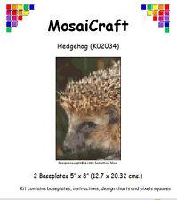MosaiCraft Pixel Craft Mosaic Art Kit 'Hedgehog' Pixelhobby