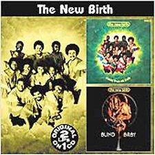 New Birth : Blind Baby: Comin From All Ends CD