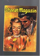 WIENER MAGAZIN 1949  Revue allemagne erotisme pin up