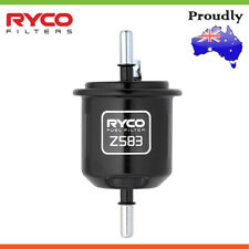 New * Ryco * Fuel Filter For HYUNDAI ACCENT LC 1.5L 4Cyl 6/2000 -3/2003