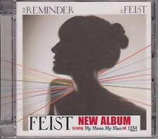 FEIST The Reminder CD 2007 * TOP