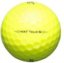 100 Titleist NXT Tour Yellow AAA+ Used Golf Balls