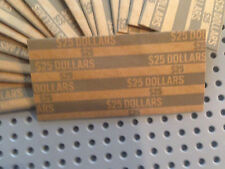 200 COIN WRAPPERS FOR PRESIDENTAL DOLLARS, SACAGAWEA DOLLAR & SUSAN B. ANTHONY