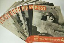 Numbered News & General Interest Magazines