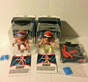 The Loyal Subjects WWE Macho Man Randy Savage USA 1/48 Chase & Regular