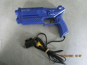 pistolet / light gun / NYKO super cobra / PS1 et PS2