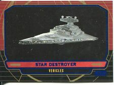 Star Wars Galactic Files Blue Parallel #268 Star Destroyer