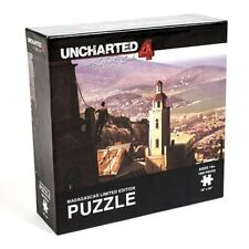 Uncharted 4 Madagascar Limited Edition 1000pc Piece Puzzle Naughty Dog 18 x 24