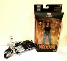 HASBRO/MAISTO MARVEL LEGENDS 80TH ANNIVERSARY WOLVERINE W/KING CLASSIC HARLEY