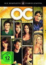 5 DVD's OC O.C. California  Staffel 4 NEU OVP