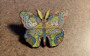 Danny Steinman Grateful Dead Butterfly Copper Candy LE250 Pin Daddy