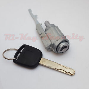 Ignition Switch Cylinder Lock For Acura ZDX 10-13 W Transponder Chip Key HO03