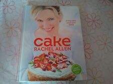Cake: 200 fabulous foolproof baking recipes by Rachel Allen (Hardback, 2012)