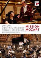 NIKOLAUS/CONCENTUS MUSICUS WIEN HARNONCOURT-MISSION MOZART  BLU-RAY NEW+ MOZART