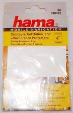 Hama Display-Schutzfolie für GPS
