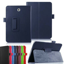 """Slim PU Leather Stand Cover Case For Samsung Galaxy Tab 4 3 E A S2 S3 7.0""""-10.5"""""""