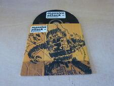 MASSIVE ATTACK - PROTECTION SAMPLER- EURO PROMO  CD!!!!!!!