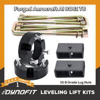 3'' Front And 2'' Rear Full Leveling Kit Lift Leaf Spring 05-18 Tacoma 6 Lug