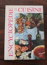 1964 Encyclopédie de la cuisine vintage recettes illustré Cuisine Gastronomie