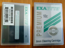 Cartouches Exabyte Premium 18c 8mm Cleaning Cartridge 309258