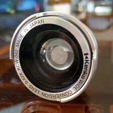 Kenko Video Wide Conversion Lens 0.42X KCW-042