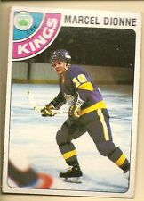 1978 - 79 Topps Hockey Set MARCEL DIONNE Card