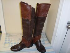 Restricted Women's Boots, Brown, Size 7 M