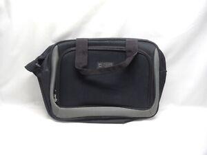 """CHAPS 9"""" 10"""" 11"""" 14"""" Black Shoulder Messenger Bag Carry case for Tablets Laptop"""