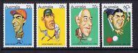 Australian Decimal Stamps 1981 Sporting Personalities (Set of 4) MNH