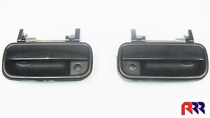 For TOYOTA HILUX RN85 LN106 2/4WD 10/88-10/97 FRONT OUTER DOOR HANDLE- PAIR