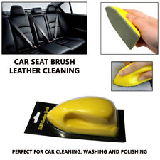 Sofa Leather Seat Care Detailing Clean Nano Brush Car Interior Wash Accessories