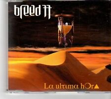 (FK447) Breed 77, La Ultima Hora (The Final Hour) - 2003 CD