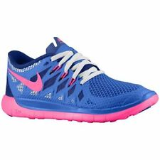 Nike All Seasons Synthetic Medium Width Shoes for Girls