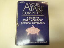 Your Atari Computer – A Guide to Atari 400/800 Personal Computers 1982