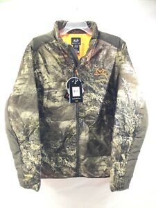 New Mens Realtree Max-1 XT 2XL (50-52) 3M Thinsulate Camo Water Resistant Jacket